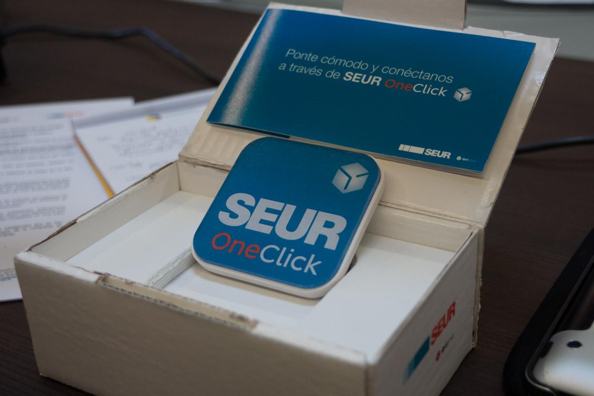 Click & Go, el botón inteligente de Telefónica