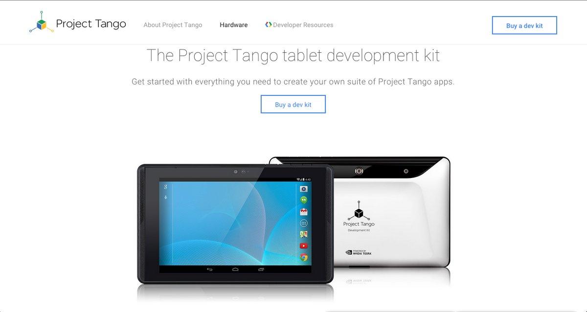 Google y Qualcomm llevarán Project Tango a un smartphone
