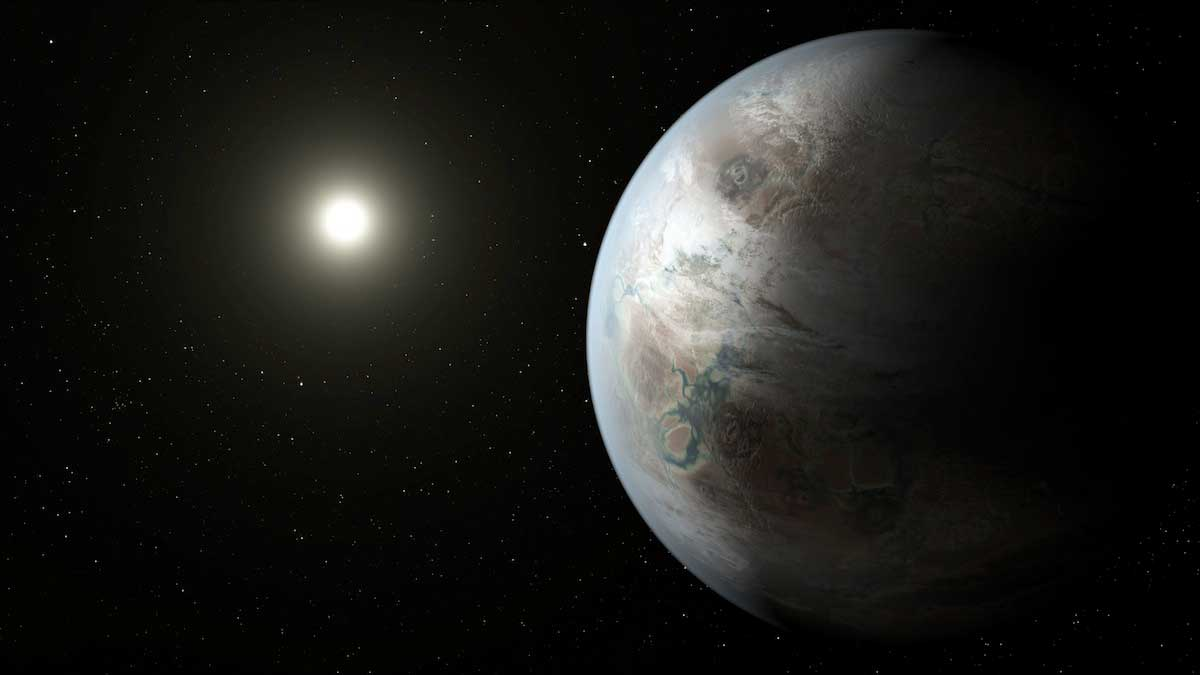 La NASA descubre un planeta muy semejante a la Tierra