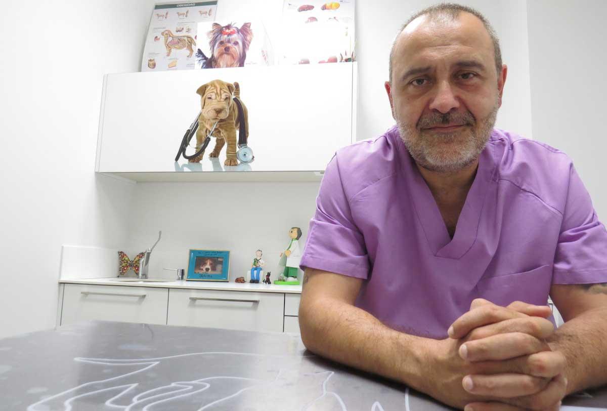 Carlos Rodríguez mascoteros