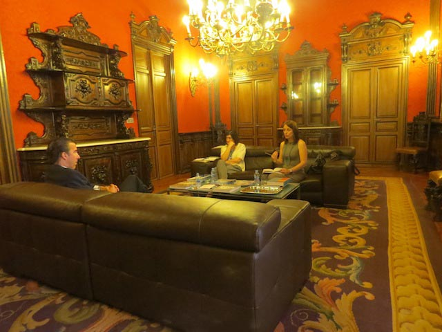 Entrevista a Javier Pérez de Vargas
