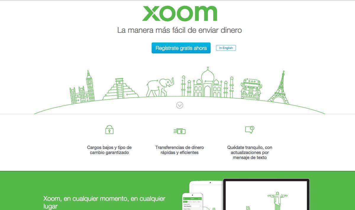PayPal compra Xoom, dedicada a la transferencia online de dinero