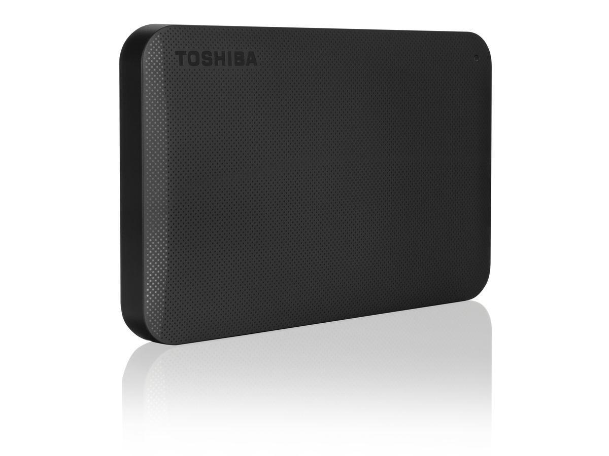 Toshiba Canvio Ready, disco externo de hasta 3 TB de capacidad
