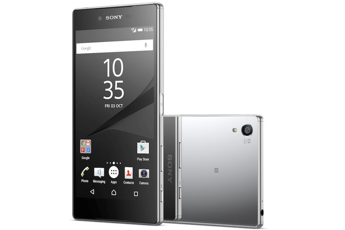 Sony introduce un smartphone 4K entre sus Xperia Z5
