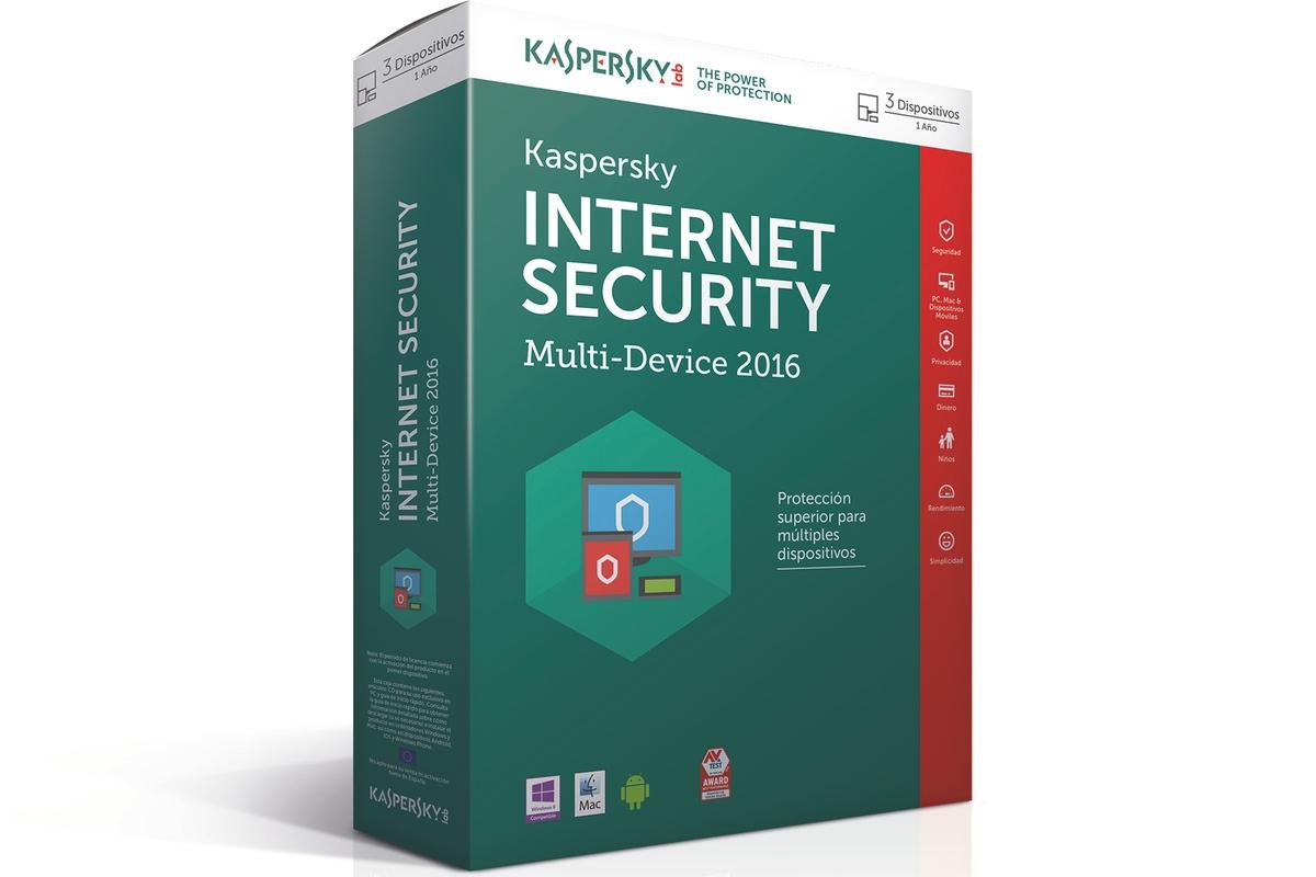 Kaspersky renueva sus soluciones de seguridad para usuarios domésticos