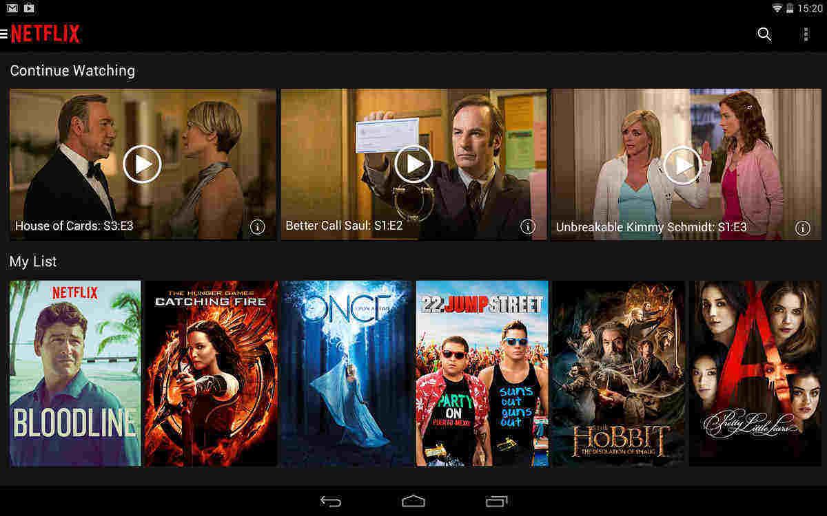 Netflix llega a España el 20 de octubre desde 7,99 euros al mes