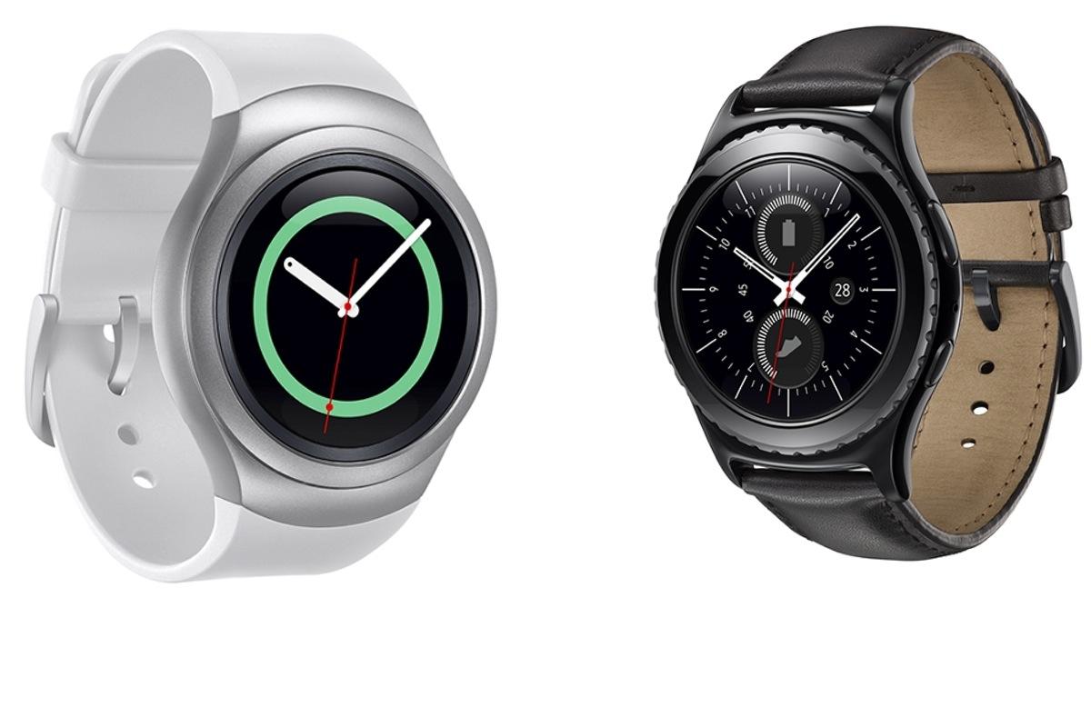 Samsung Gear S2, smartwatch con Tizen y esfera circular ...