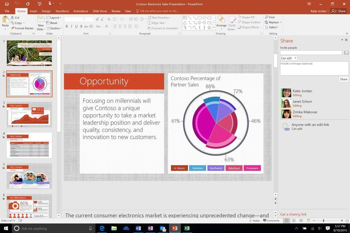 Ya está aquí Office 2016 para Windows