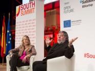 Steve Wozniak abre la edici贸n 2015 del South Summit