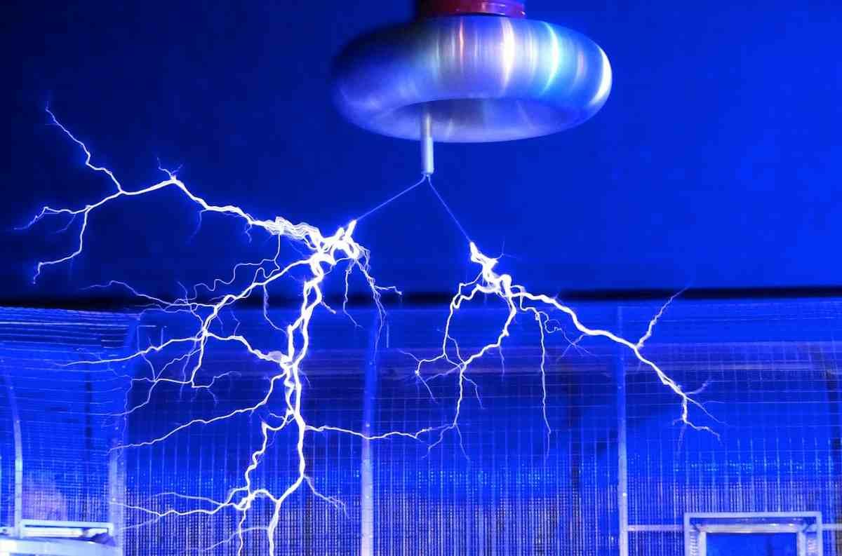 Señores, existen bacterias que pueden alimentarse de electricidad