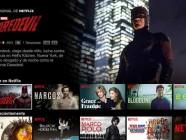 Netflix bloqueará los contenidos no disponibles localmente