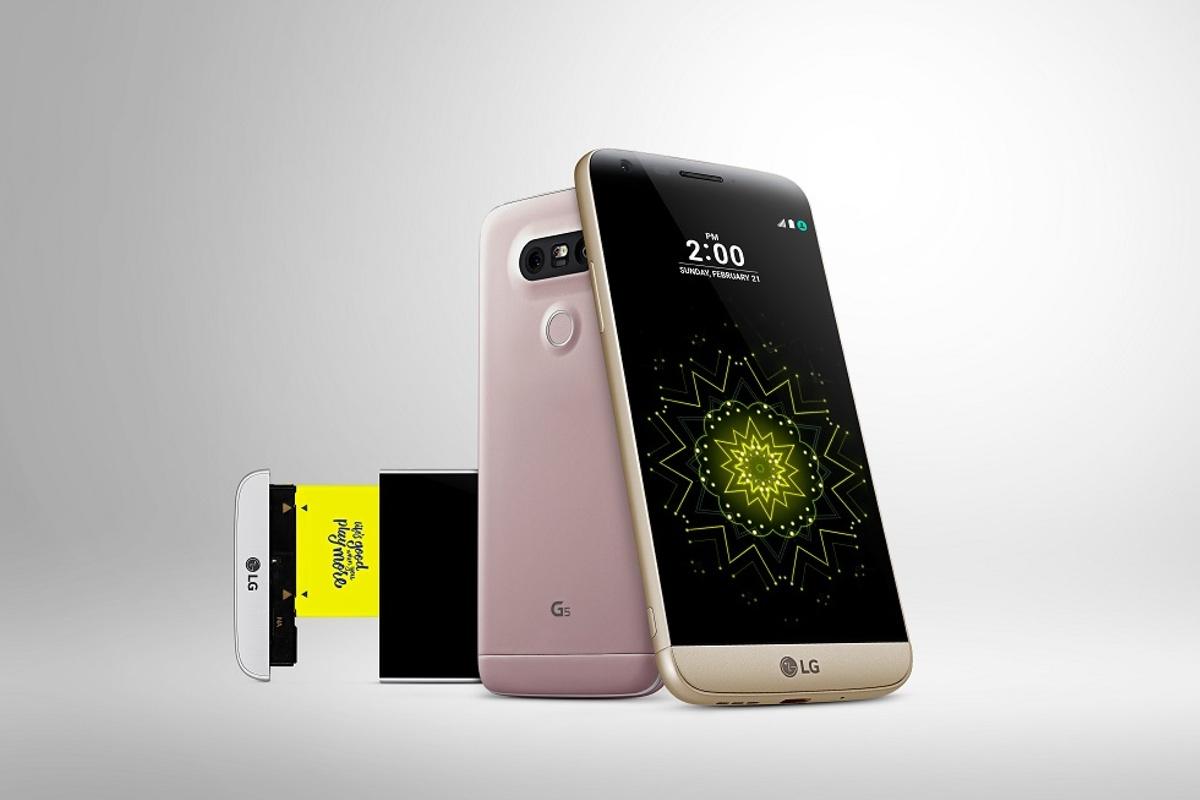 LG revoluciona su gama alta con el G5, un smartphone modular
