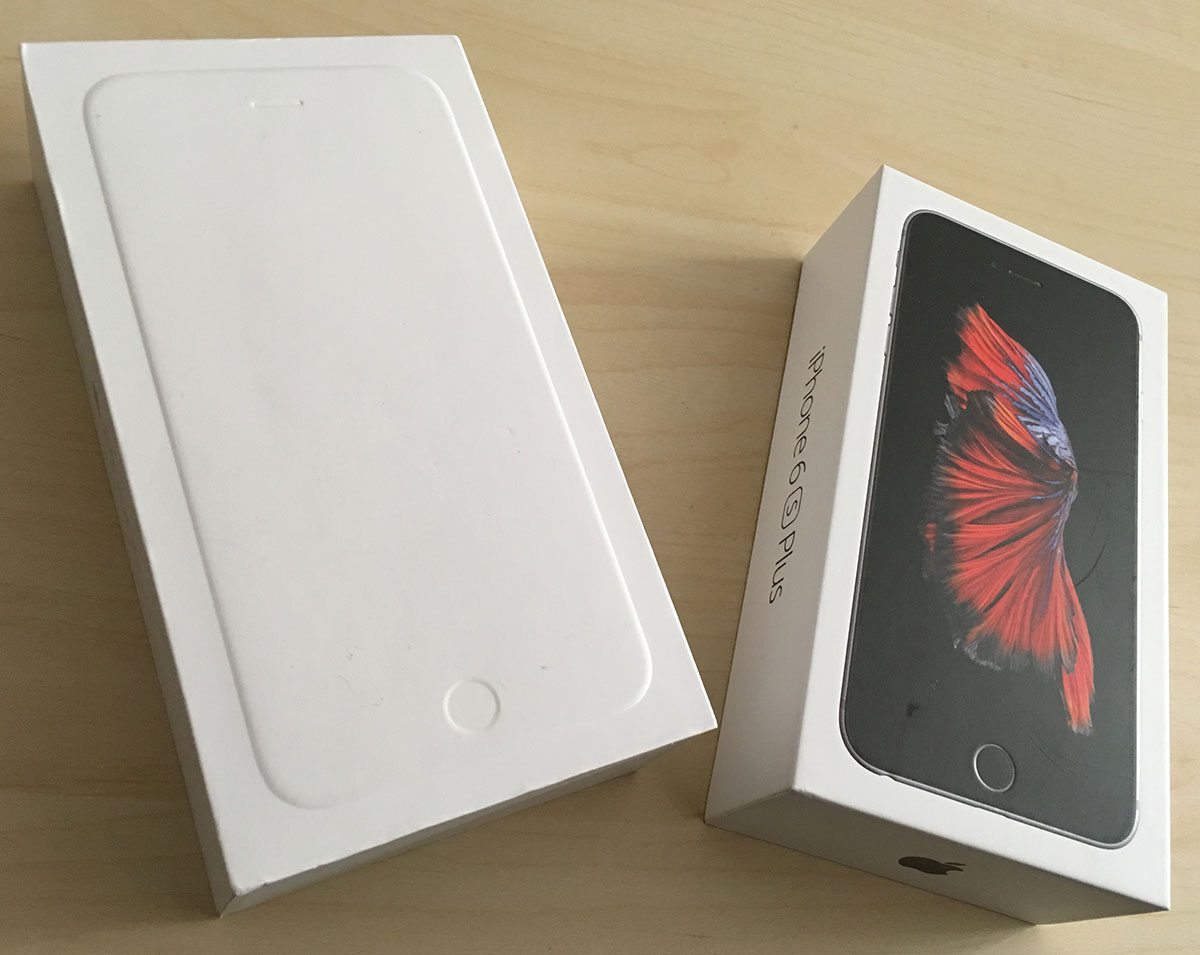 iPhone 6 Plus y iPhone 6S Plus