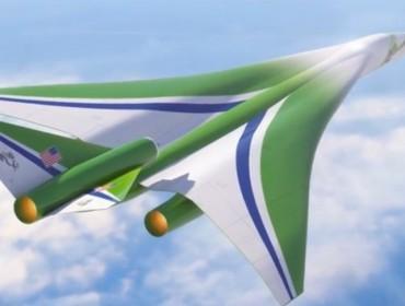 avion-supersonico-NASA