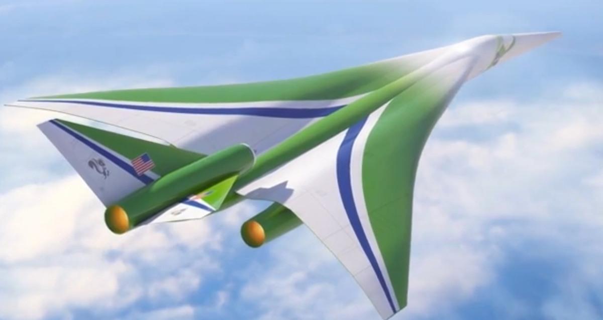 La NASA rescata los vuelos supersónicos para conectar cualquier ciudad en menos de 6 horas
