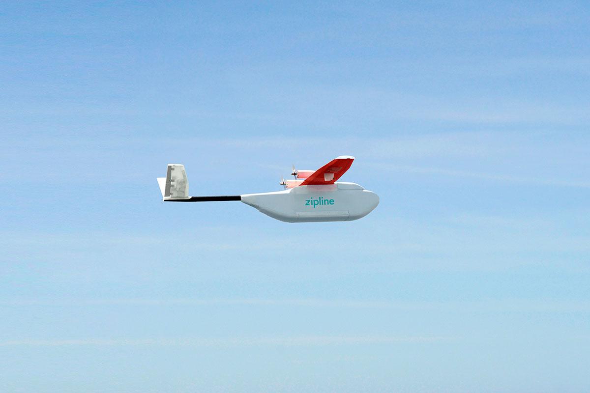 Drones para distribuir medicamentos