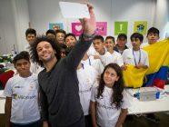 Microsoft y Fundación Real Madrid seguirán colaborando en educación tres años más