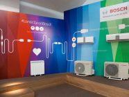 Bosch lanza una gama de climatizadores y presenta termos conectados