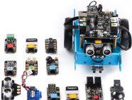 Robots educativos con SPC-Makeblock