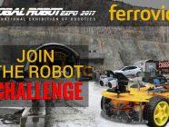 El reto Ferrovial busca robot autónomo de transporte