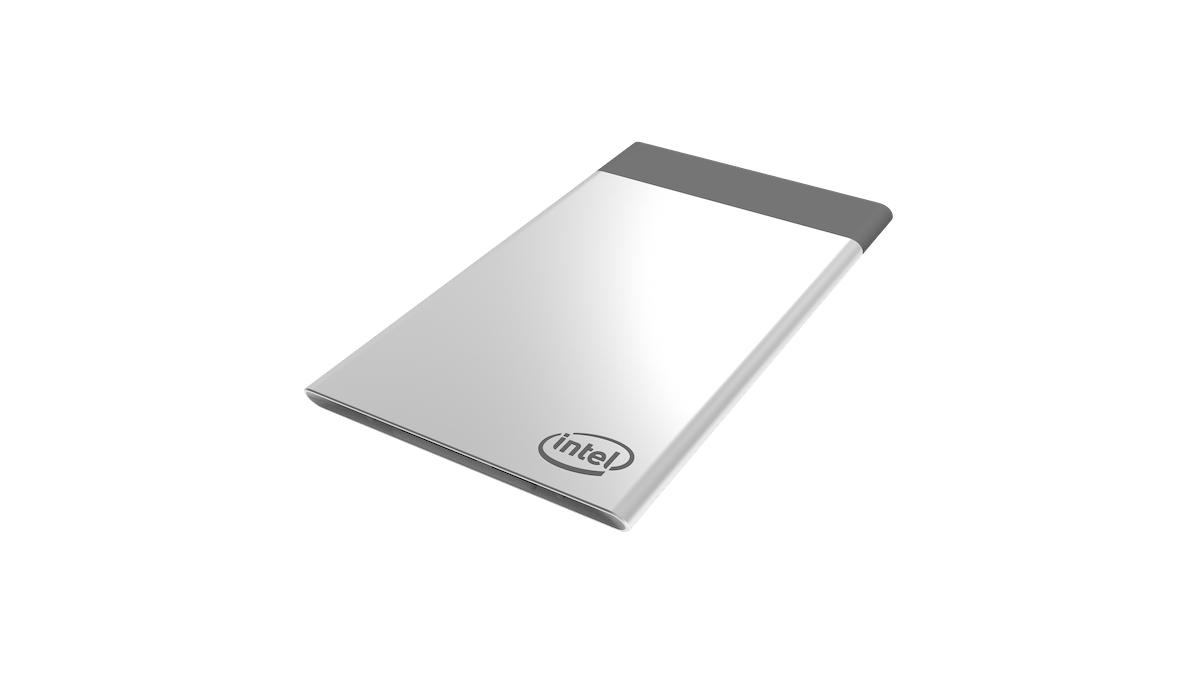 Intel lanza Compute Card, una nueva placa para IoT con tamaño tarjeta de crédito
