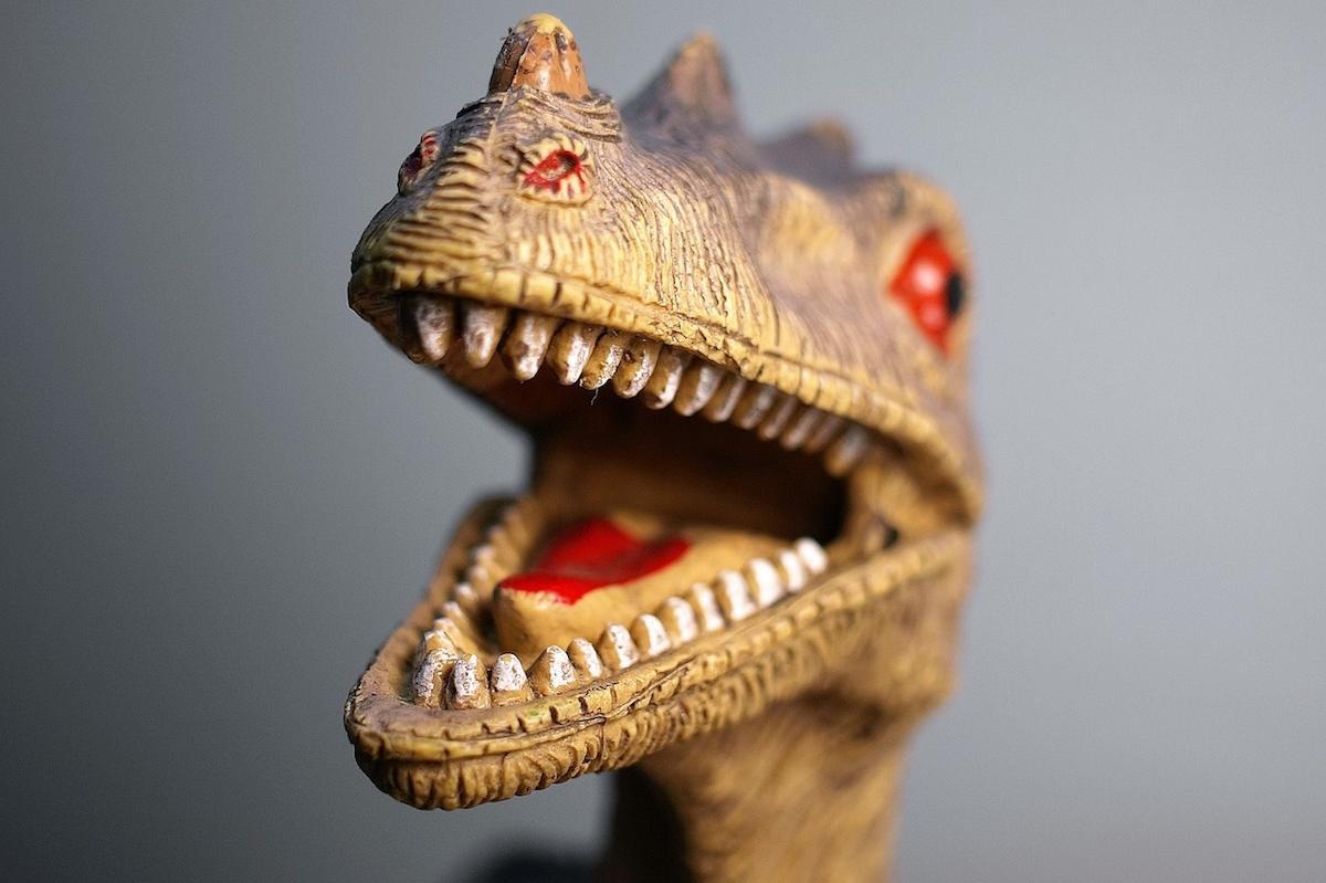 Cómo la oscuridad y el frío acabaron con los dinosaurios