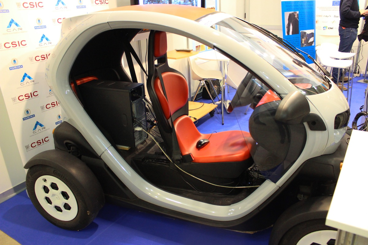 Inaugurada la Global Robot Expo 2017, la mayor feria de robótica en Europa