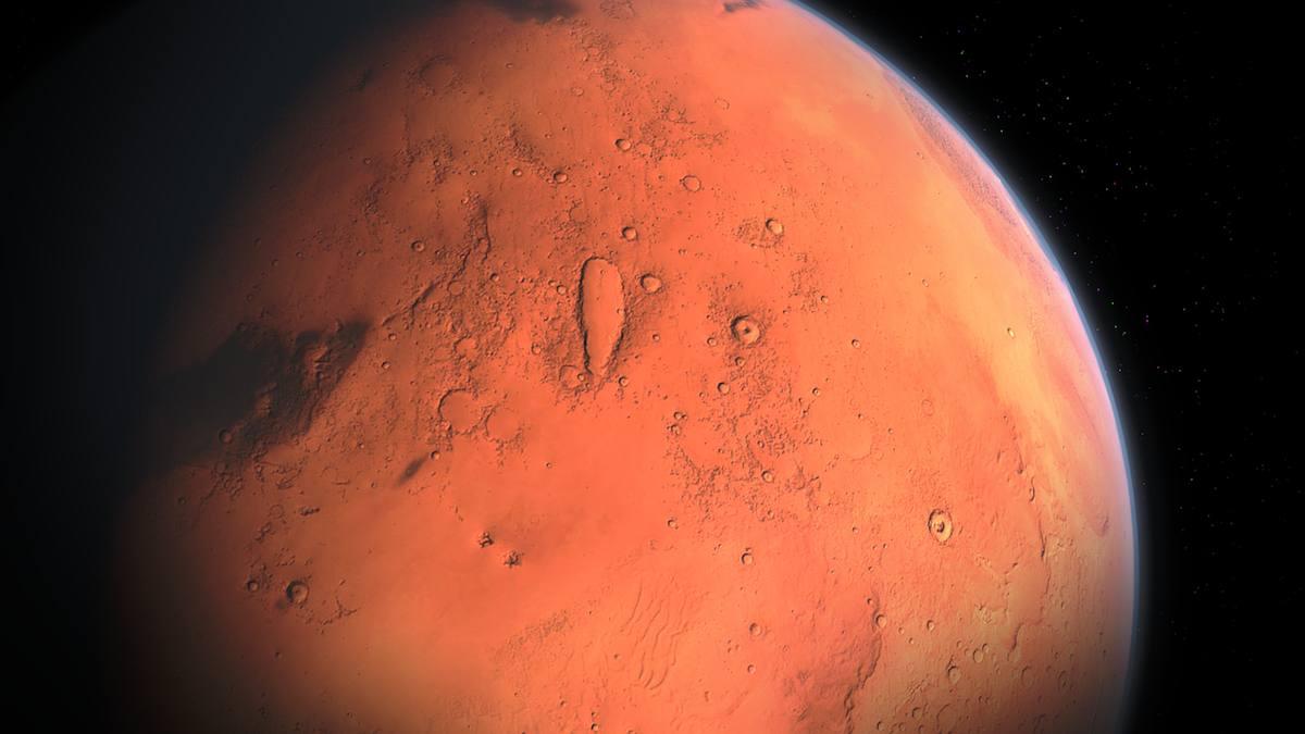 """Descubiertas huellas """"recientes"""" de agua en Marte"""