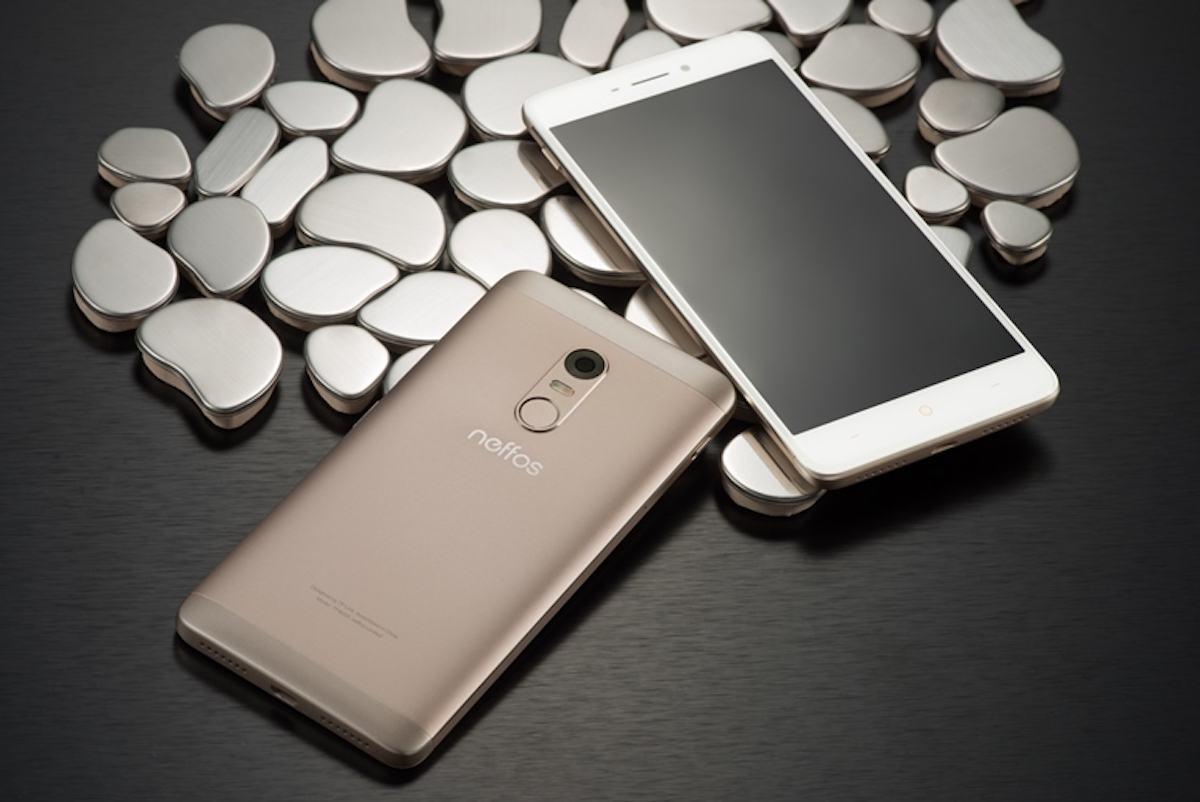 Neffos X1, gama avanzada de móviles enfocados en la conectividad