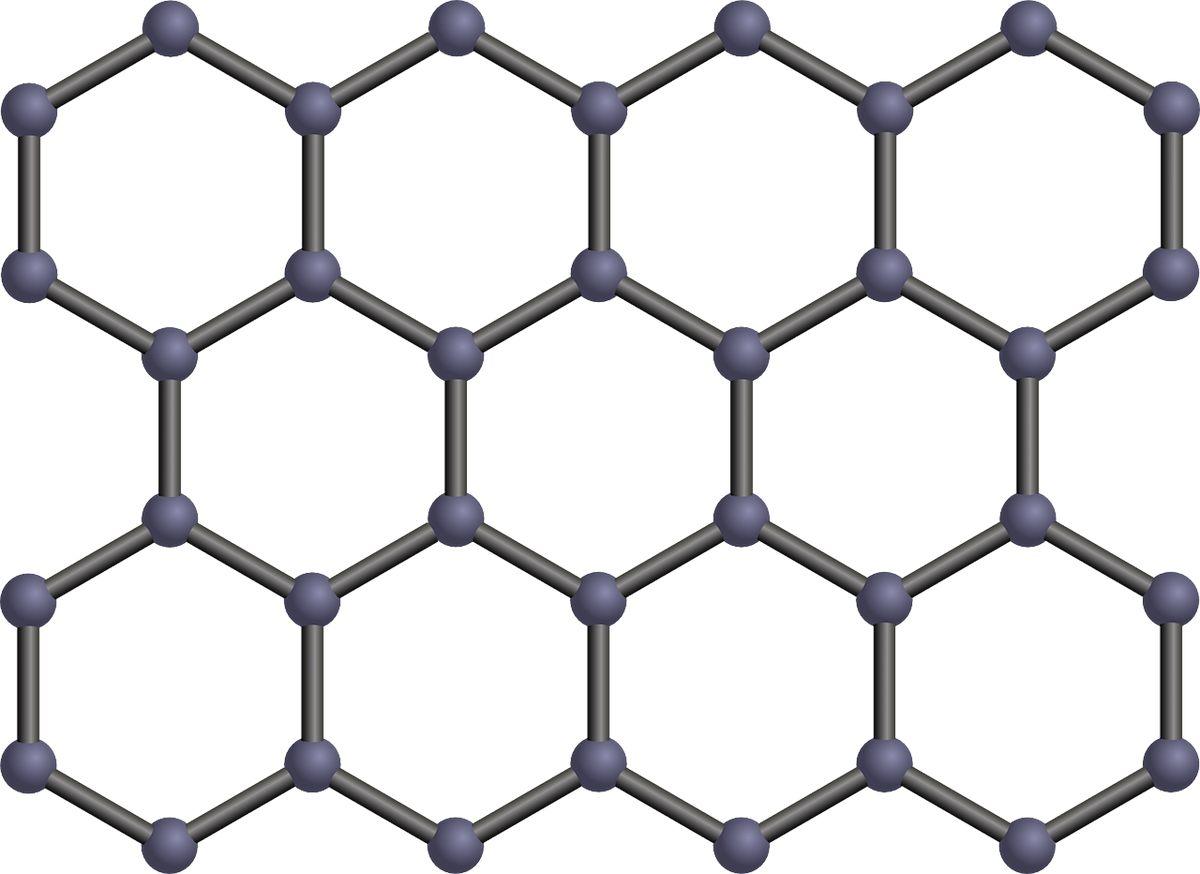 Una nueva técnica permite controlar electrones dentro del grafeno
