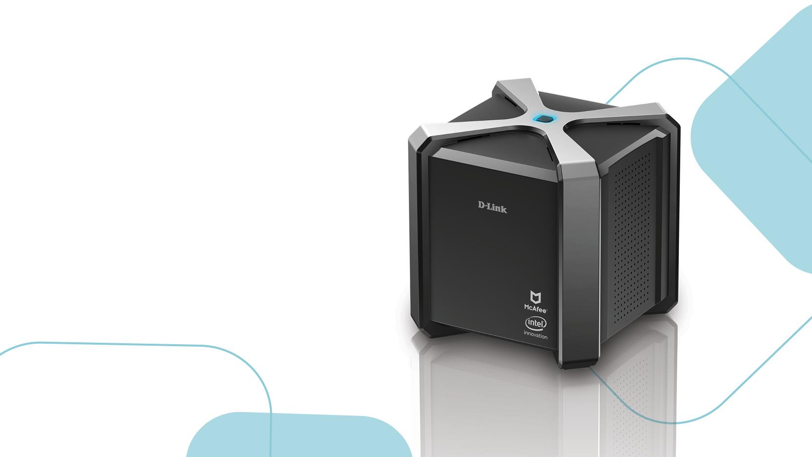 D-Link DIR-2680: un router con circuitería de Intel y McAfee Secure Home Platform integrado