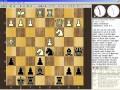 Pantalla de juego de ajedrez