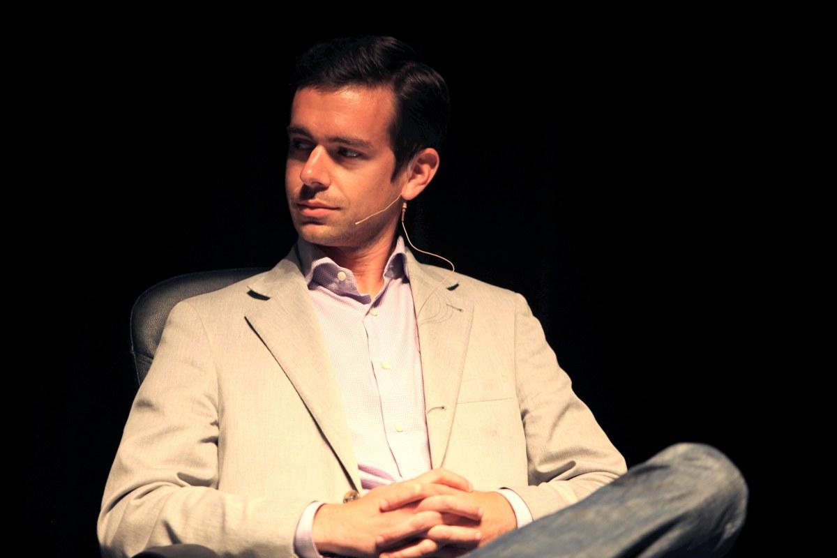 Jack Dorsey, CEO de Twitter