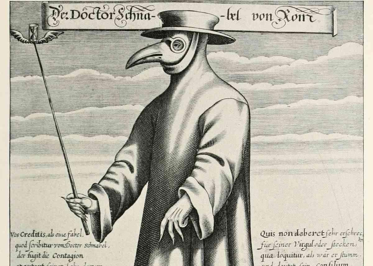Resultado de imagen de peste negra