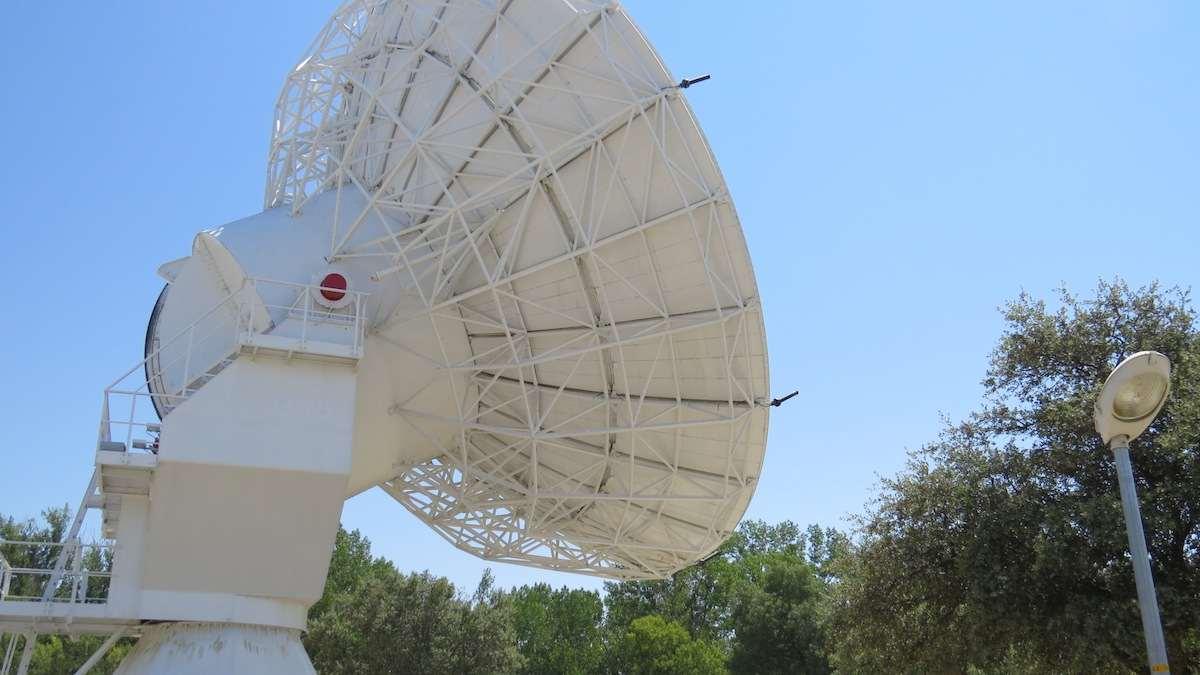 Antena espacial ESA