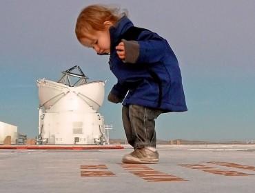 Niño y NASA